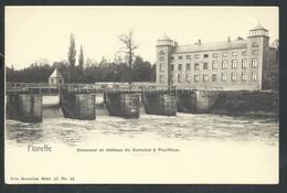 +++ CPA - FLOREFFE - Déversoir Et Château De Dorlodot à FLORIFFOUX - Nels Série 17 N° 39   // - Floreffe