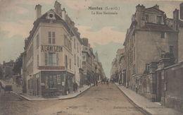 Mantes-la-Jolie : La Rue Nationale - Mantes La Jolie