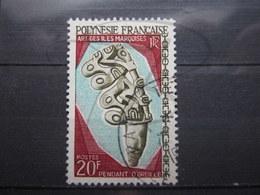 "VEND BEAU TIMBRE DE POLYNESIE N° 54 , OBLITERATION "" PAPEETE "" !!! - Polinesia Francese"