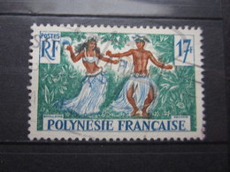 VEND BEAU TIMBRE DE POLYNESIE N° 10 !!! - Polinesia Francese
