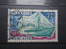 VEND BEAU TIMBRE DE POLYNESIE N° 41 !!! - Polinesia Francese