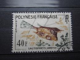 VEND BEAU TIMBRE DE POLYNESIE N° 21 !!! - Polinesia Francese
