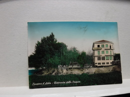 CASSANO D'ADDA   -- MILANO  ---   RISTORANTE DELLE CASCATE - Milano