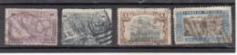 Mexico 1915  4 Valeurs - Mexique
