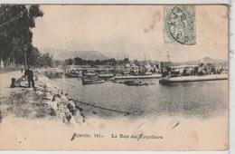 20 - 2A - AJACCIO - La Baie Des Torpilleurs Animée - Ajaccio