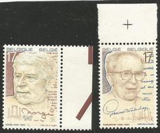 Belgium - 1999 Literature MNH ** - Unused Stamps