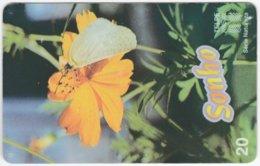 BRASIL H-714 Magnetic Telpe - Plant, Flower - Used - Brasilien