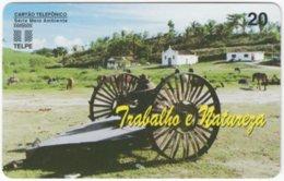 BRASIL H-731 Magnetic Telpe - Used - Brasilien
