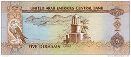 U.A.E. P. 26c 5 D 2015 UNC - Emirats Arabes Unis
