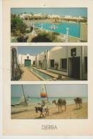 CP - PHOTO - DJERBA - CLUB MEDITERRANEE - LA NOMADE - TUNISIE LUMIÈRE - 641 - 3 VUES - Túnez