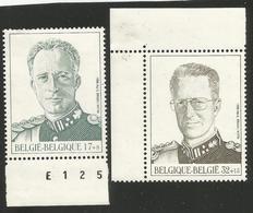 Belgium - 1999 King Albert MNH ** - Unused Stamps