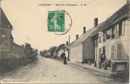 LICOURT Rue De Péronne - France