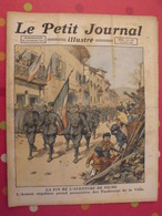 Le Petit Journal Illustré 9 Janvier 1921. Fiume Deschanel Vélodrome D'hiver Galette Des Rois Fève Fouinard - Books, Magazines, Comics
