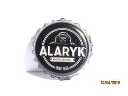 Capsules Ou Plaques De Muselet  Bière ALARYK - Bière