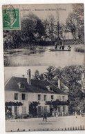 """QUINGEY """"Domaine De Malpas """" L'étang"""" - France"""