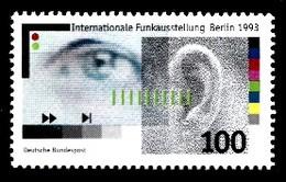 Allemagne 1993  Mi.:nr.1690 Funkausstellung IFA  Neuf Sans Charniere / Mnh / Postfris - Neufs
