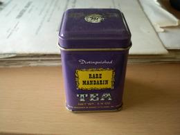 Distinguished Rare Mandarin Tea John Wagner Sons Ivyland - Boxes