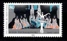 Allemagne 1993  Mi.:nr.1702 Todestag Von Peter Iljitsch Tschaikowski  Neuf Sans Charniere / Mnh / Postfris - Neufs