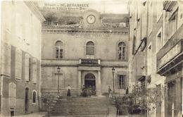 *CPA  - 34 - BEDARIEUX - Hôtel De Ville - Grande Rue - Bedarieux