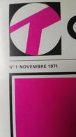 Lot De 555 Numéros (Depuis N° 1 - 1971 Au N° 555 - 2017] Du Bimensuel CONFLUENT Province Namur Belgique - Books, Magazines, Comics