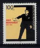 Allemagne 1993  Mi.:nr.1703 Todestag Von Max Reinhardt  Neuf Sans Charniere / Mnh / Postfris - Neufs