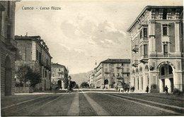CUNEO - CORSO NIZZA. ITALY ITALIA POSTAL CPA CIRCA 1900's NOT USED -LILHU - Cuneo