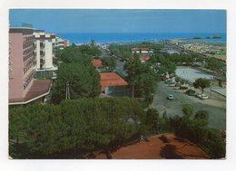 Rimini - Campi Da Tennis E Spiaggia - Viaggiata - (FDC15046) - Rimini