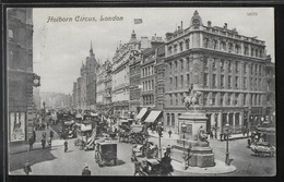 CPA ANGLETERRE - London, Holborn Circus - London Suburbs