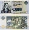SCOTLAND - CB       5 Pounds       P-218d       19.6.2002       UNC - Scozia