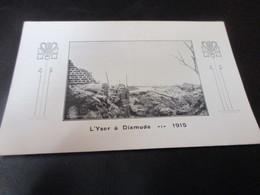 L'Yser A Dixmude 1915 - War 1914-18