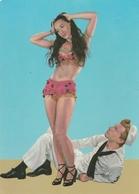 Cartolina Anni 60 - Humor
