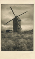 Real Photo Windmill Moulin - Moulins à Vent