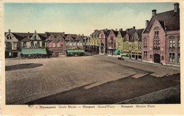 NIEUPORT Grand'Place - Belgique