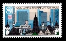 Allemagne 1994  Mi.:nr.1721 1200.Jahre Frankfurt A. M.  Neuf Sans Charniere / Mnh / Postfris - Neufs