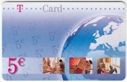 GERMANY Prepaid B-401 - T-Card - Used - GSM, Cartes Prepayées & Recharges