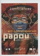 Papou : Art Contemporain De Papouasie Nouvelle-Guinée 2007 (expo Musée Des Confluences) - Papoea-Nieuw-Guinea