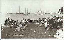Cowes,Regatta Scenes Photocard - Cowes