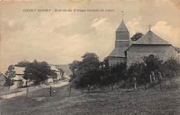 LOGNY-BOGNY : Entrée Du Village Venant Du Liart - Tres Bon Etat - France