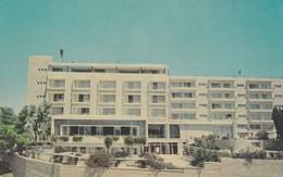 CARTOLINA - POSTCARD - ISRAELE - JERUSALEM  - AMBASSADOR HOTEL - Israele