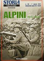 WWI - Finazzer -Rivista Storia Militare Dossier N. 30 - 2017 Alpini 1915- 1918 - Books, Magazines, Comics