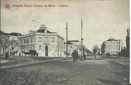 Lisboa/Lissabon,Avenida Fontes De Mello - Lisboa