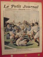 Le Petit Journal Illustré 3 Avril 1921. Rugby France-angleterre Plébiciste Haute-silésie  Dirigeable Poisson D'avril - Books, Magazines, Comics