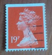 Elizabeth II (19P) - Grande Bretagne - 1988 - 1952-.... (Elizabeth II)