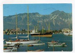 Marina Frazione Del Comune Di Carrara (Massa-Carrara)  - Porto Con Veduta Delle Alpi Apuane - Viaggiata - (FDC15054) - Carrara
