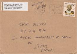 NUOVA ZELANDA /  ITALIA -  Cover _ Lettera - Nuova Zelanda
