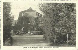 Vallée De La  Hoëgne -- Hôtel Du Pont  De  Belleheid.       (2 Scans) - Spa