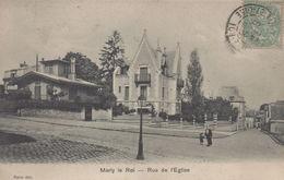 Marly-le-Roi : Rue De L'Eglise - Marly Le Roi