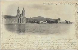 D54 - PONT A MOUSSON - QUARTIER ST MARTIN - LE QUAI - PRECURSEUR - Pont A Mousson