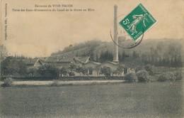 CPA - France - (54) Meurthe Et Moselle - Void-Vacon - Usine Des Eaux-Alimentation Du Canal De La Marne Au Rhin - Frankrijk