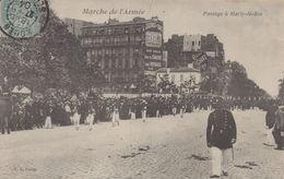 Marly-le-Roi : Marche De L'Armée - Passage à Marly-le-Roi - Marly Le Roi
